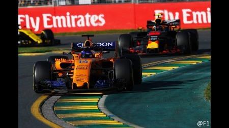 ドライバー・オブ・ザ・デイ@F1オーストラリアGP