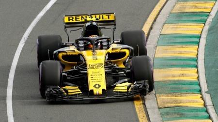 サインツにドリンクの故障@F1オーストラリアGP