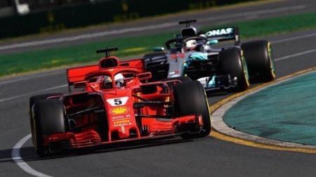 メルセデスの敗因@F1オーストラリアGP