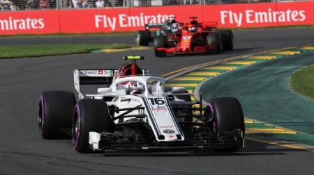 ルクレールが満足のデビューレース@F1オーストラリアGP