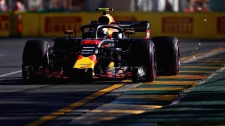 苦いレースとなったフェルスタッペン@F1オーストラリアGP