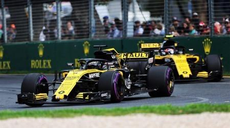 ルノー、F1エンジン開発凍結を要求