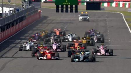 FIA公式の鈴鹿以降がヤスマリーナに