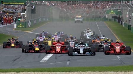 2018年F1チームの予算