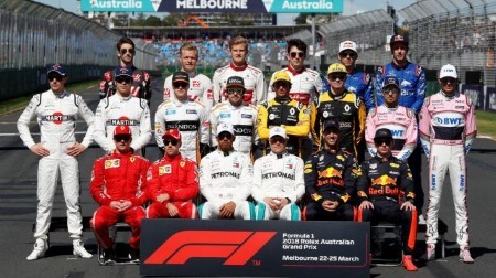 若手F1ドライバー情報