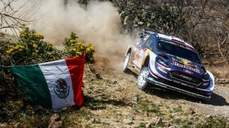 2018 WRC 第3戦 メキシコ 総合結果