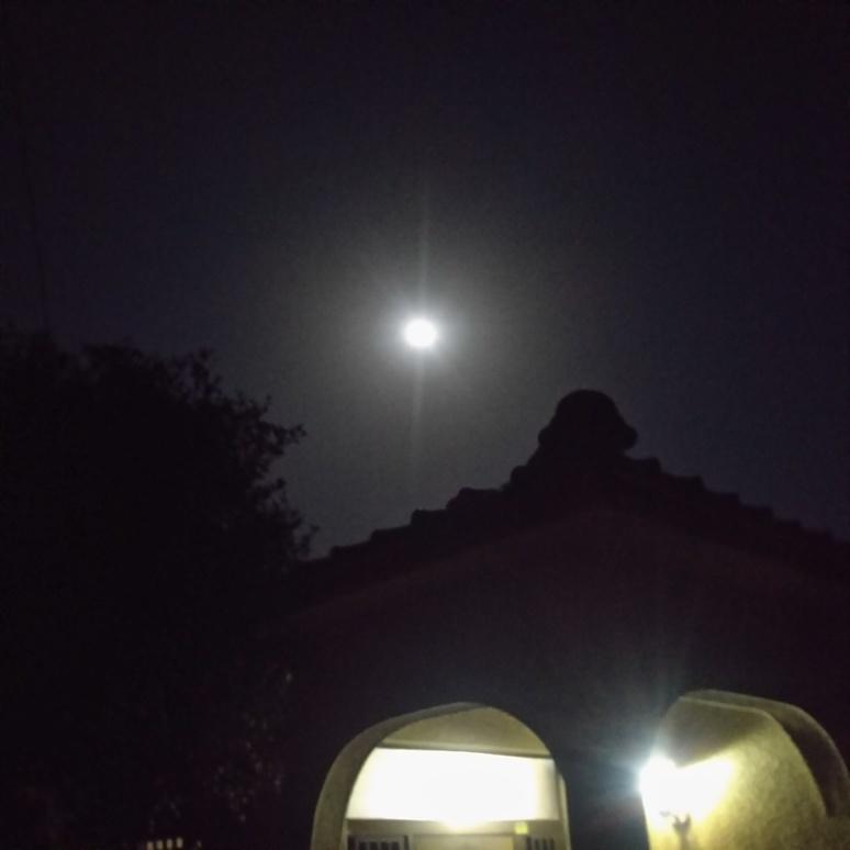Blue moon 20180331