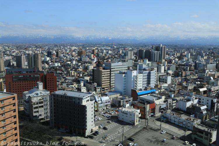 6852 富山市庁舎展望室ーSN
