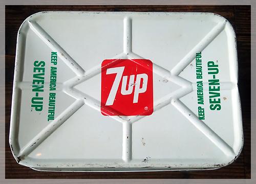 ヴィンテージ 7UP