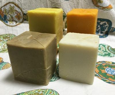 基礎石鹸4種
