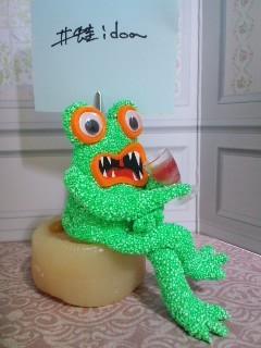 カエルのドン!