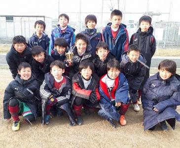 U-11 メジェールカップ。