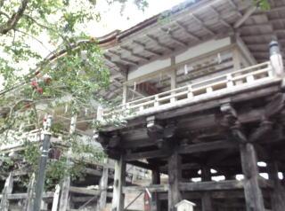 由岐神社拝殿