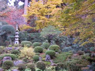聚碧園庭園