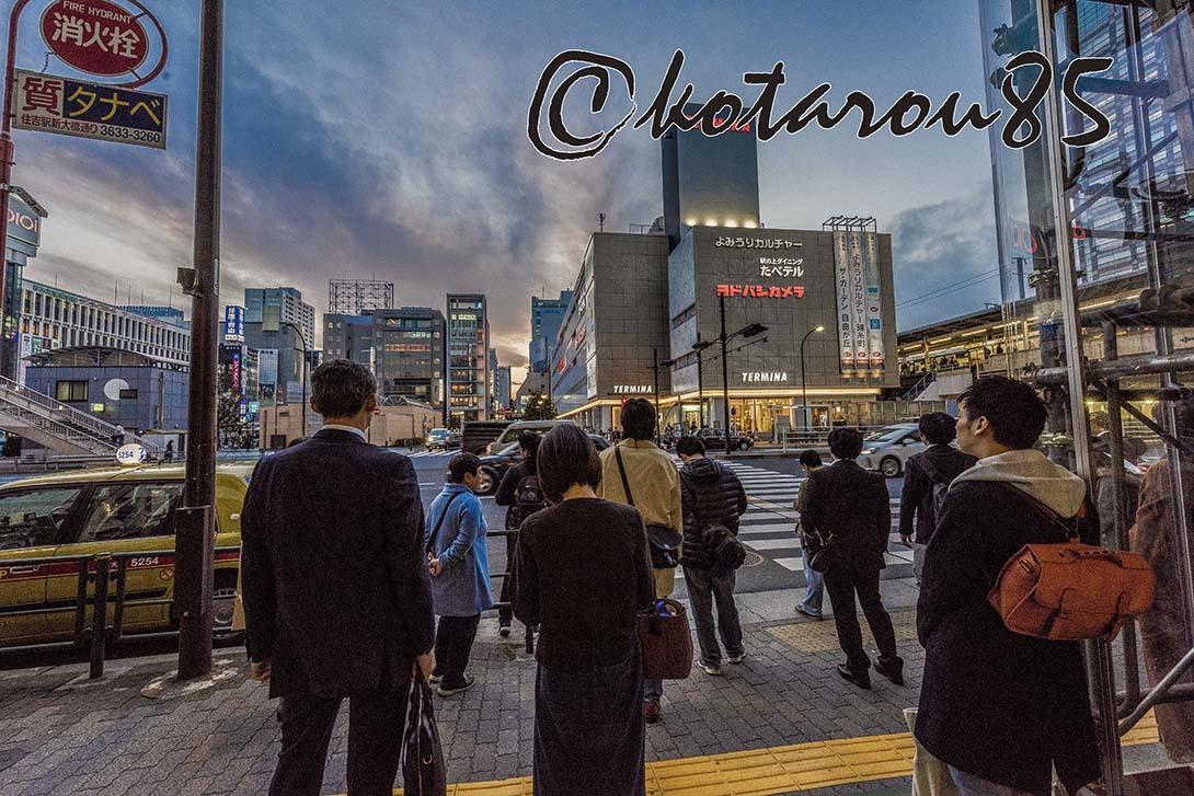 木曜日の錦糸町4 20180316