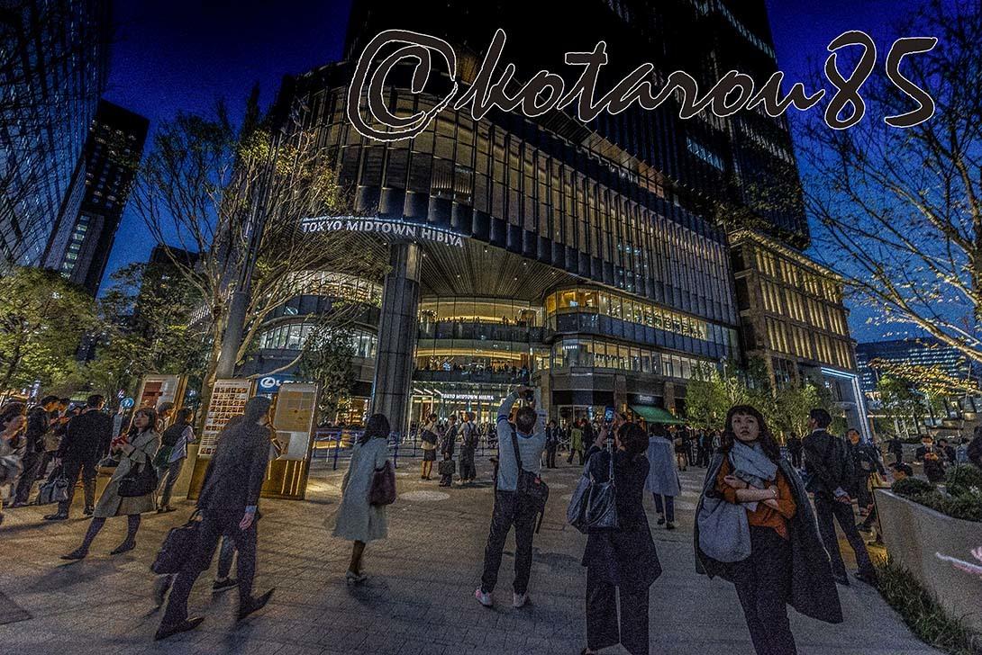東京ミッドタウン日比谷開業 20180330