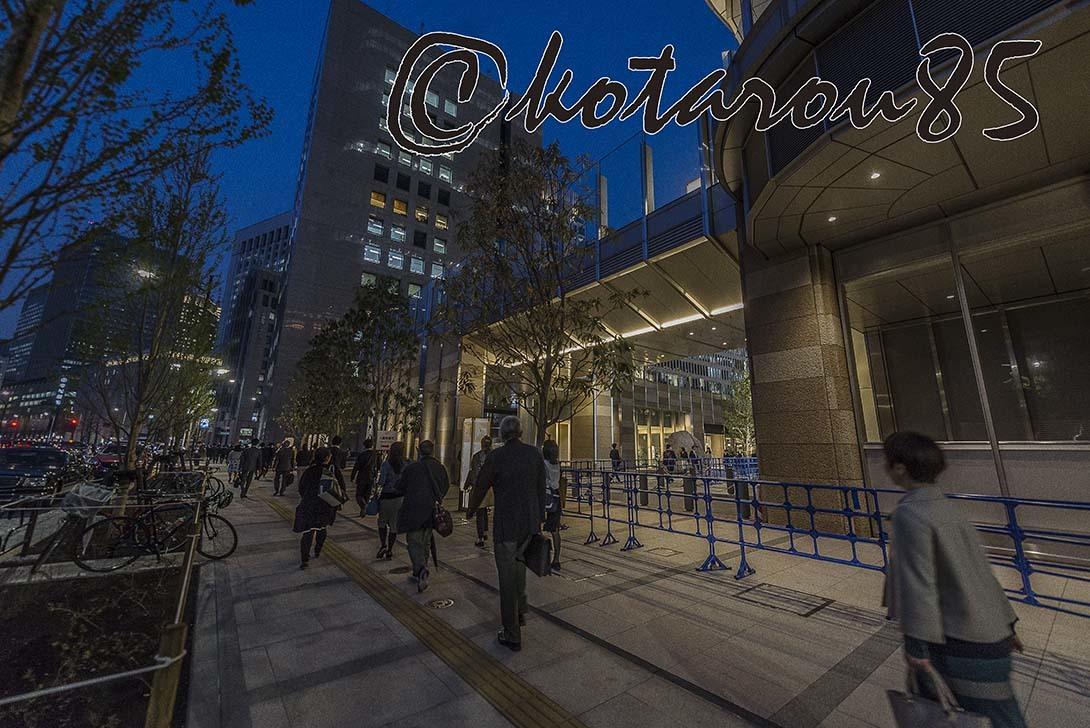 東京ミッドタウン日比谷開業3 20180330