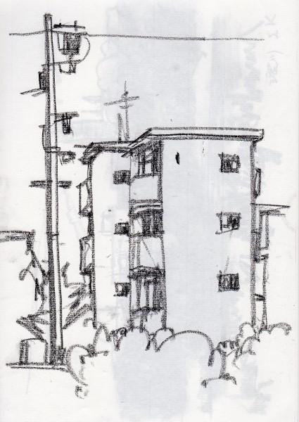 交野市の団地  (425x600)