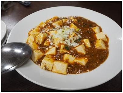 マーボー豆腐1