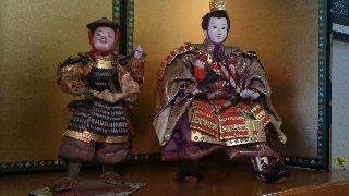 勝山のお雛祭り