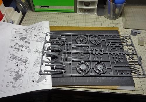 GT380B 製作 03