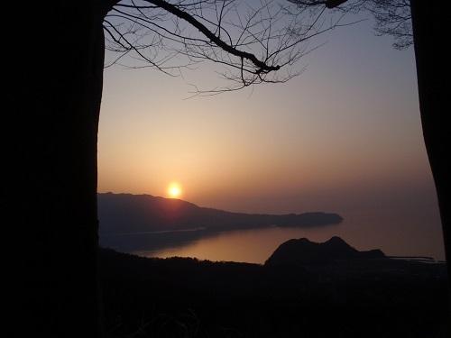 夕日のアトリエ180329
