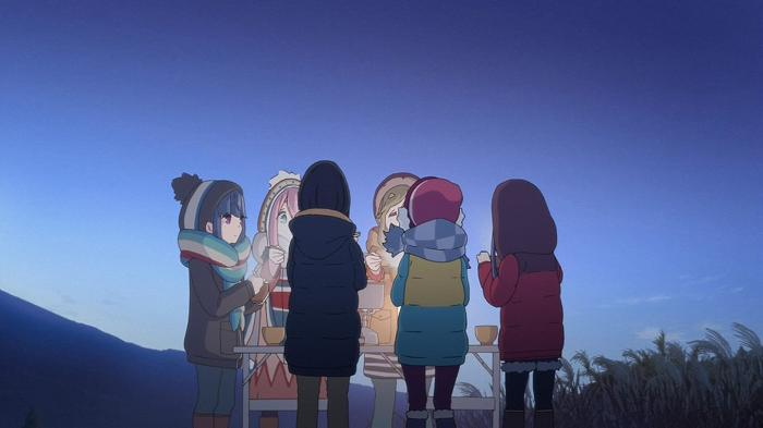 ゆるキャン 12話48