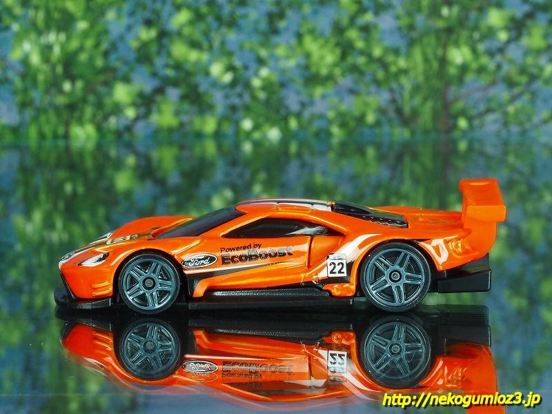 Hot Wheels 2018//2016 Ford GT Race Legends of Speed 4//10 fjw45