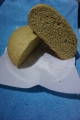 ほうれん草円パン