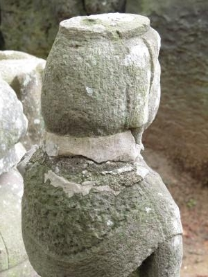 成田山石仏-58