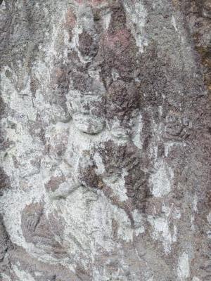 成田山石仏-65