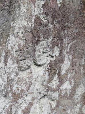 成田山石仏-67