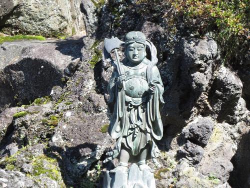 成田山石仏-76