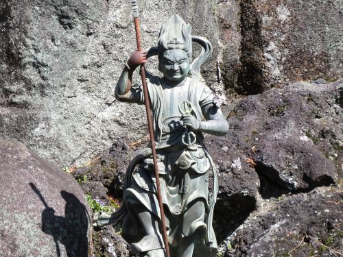 成田山石仏-79