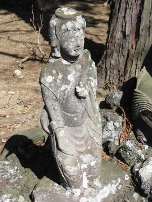 成田山石仏-111