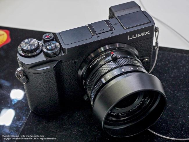 LUMIX GX7 MarkⅢ(DC-GX7MK3)