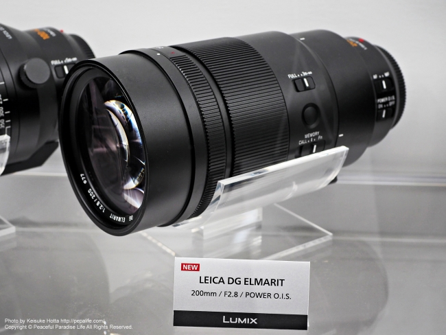 LEICA DG ELMARIT 200mm / F2.8 / POWER O.I.S.