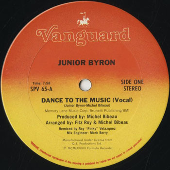 DG_JUNIOR BYRON_DANCE TO THE MUSIC_201803