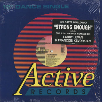 LOLEATTA HOLLOWAY_STRONG ENOUGH_201803