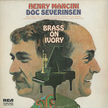 JZ_HENRY MANCIN AND DOC SEVARINSEN_BRASS ON IVORY_201803