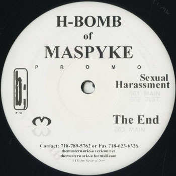 HH_H-BOMB OF MASPYKE_SEXUAL HARASSMENT_201803