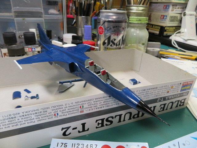 BLUE IMPULSE T-2 72 の1