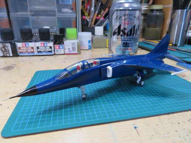 BLUE IMPULSE T-2 72 の2