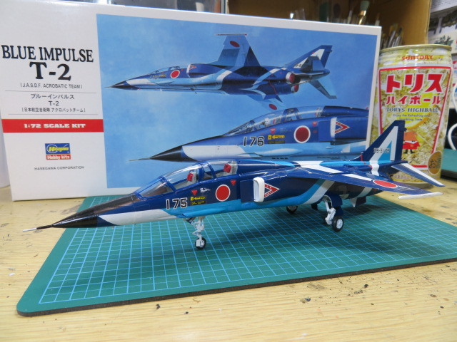 BLUE IMPULSE T-2 72 の3