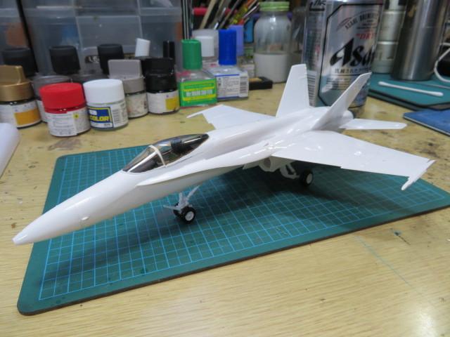 F-18 ホーネット 1号機の