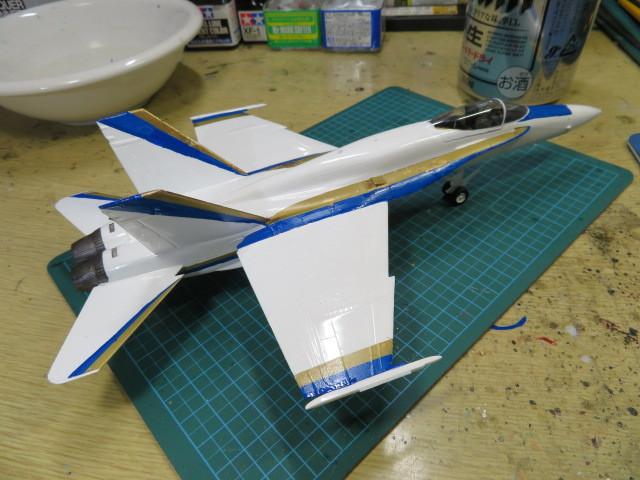 F-18 ホーネット 1号機の3