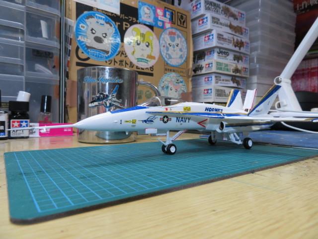 F-18 ホーネット 1号機の4