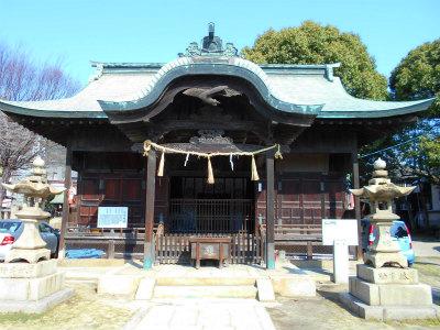3.11小烏神社拝殿