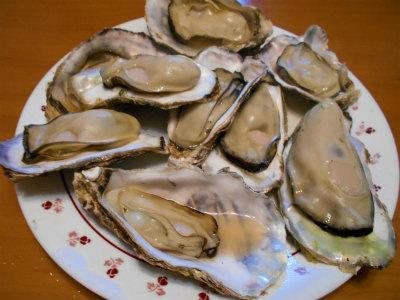 3.15蒸し牡蠣