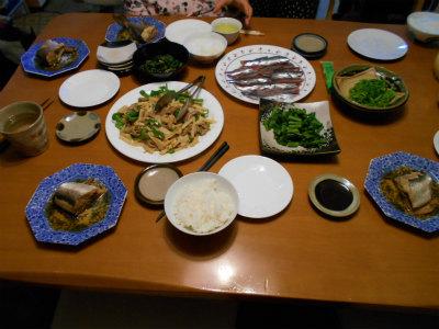 3.23夕食